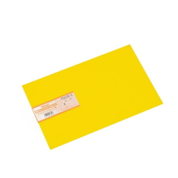 PS Plate 200 x 300 x 0.5 mm Yellow