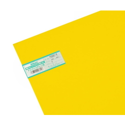 PS Plate 600 x 900 x 1.0 mm Yellow