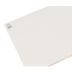 White, with one-side viscosity 300x600 mm