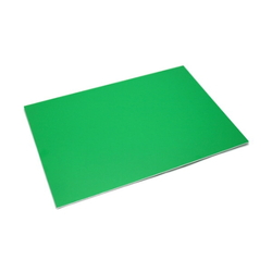 Color Board 300 x 450 mm Green