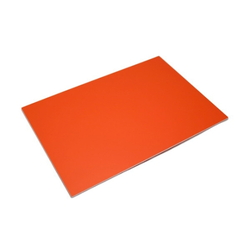 Color Board 300 x 450 mm Orange