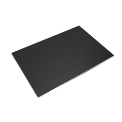 Color Board 300 x 450 mm Black