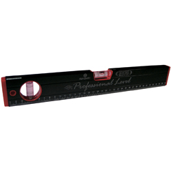 Box Type Aluminum Level (Red X Black)