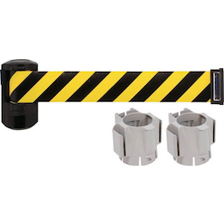 Long Cone Attached Automatic Winding Long Barrier Reel (No Magnet)