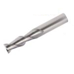 Solid End Mill for Aluminum Machining (Middle Blade) AL-SEEM2 Type