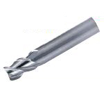 Solid End Mill for Aluminum Machining (Regular Blade) AL-SEES3 Type