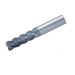 Super One-Cut End Mill DZ-SOCM4 Type (Medium Blade Length)