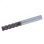 Super One-Cut End Mill DZ-SOCM4 Type (Medium Blade Length) (With Rounded Corners)