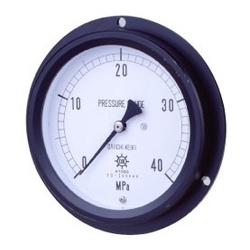 MPK Metal Closed Compound Gauge SUS, Vibration-Proof Type, Embedded Type (D)