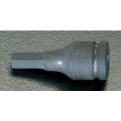 "(3/8"") Hex Bit Socket For Impact EA164CG-4"