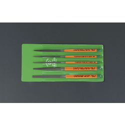 5-Type File Set (5 Pcs) (Second-Cut) EA521TA-5B