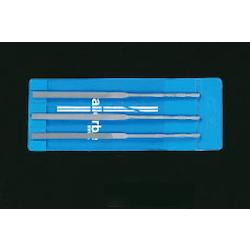 Fine File Set (3 Pcs) (Round) EA521VL-3