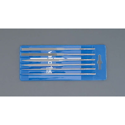 Precision File Set (6 Pcs) EA521VL-7
