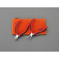 2 Pcs Precision Nippers Pliers Set EA535MC