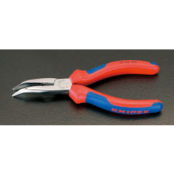 Bent Long nose Pliers EA537KB-1