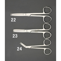 [Stainless Steel] Precision Scissors EA540ME-24