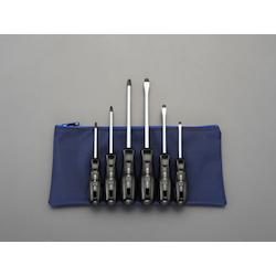 [6 Pcs] (+)(-) Screwdriver EA560LA-600