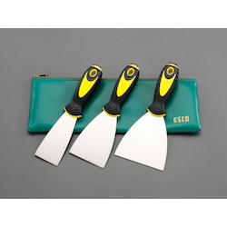 [3 Pcs] Putty Knife Set (Stainless Steel) EA579AK-400