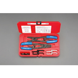 HD Type Combination Snap Ring Pliers Set EA590MR