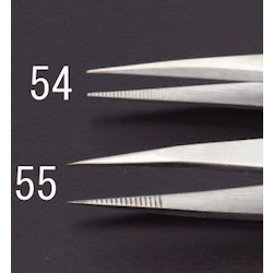 [Stainless Steel] Precision Tweezers EA595AK-55