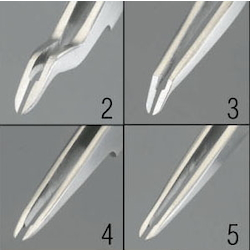[Stainless Steel] Micro Cutting Tweezers EA595AL-3