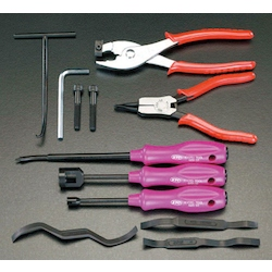 Tool Set For Drum Brake EA604F-1