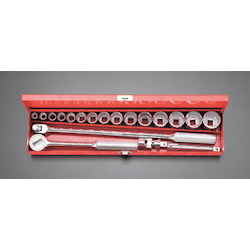 "(1/2"") Socket Wrench Set [Inch] EA617AD-1"