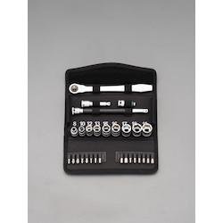 "(3/8"") Socket Wrench Set EA617AG-132"