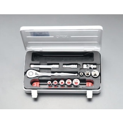 "3/8""sq Socket Wrench Set EA617CC-41"
