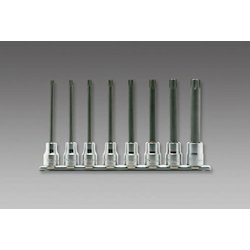"3/8""sq [TORX]Long Bit Socket Set EA618BN-200"