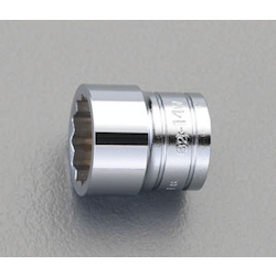 "1/4""sq x 12mm Socket EA618NJ-12"