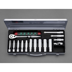 "1/2""sq Socket Wrench Set EA618R-6"
