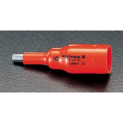 "(1/2"")Insulated InHex Socket EA640LG-6"