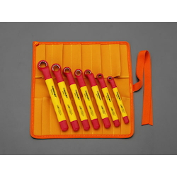 [7 Pcs] Insulated Single Ring Wrench Set EA640SB