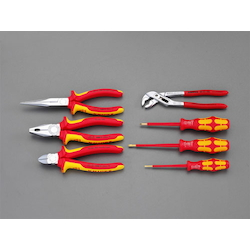 Insulated Tool Set EA640XC-4