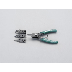 For both indoor and outdoor Snap Ring Pliers EA682SC