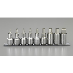 (1/2 ) Hex Bit Socket Set EA687CM-100