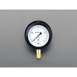 Sealed Pressure Gauge with Flange EA729DT-4