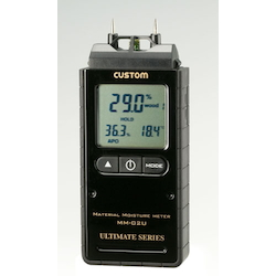 Digital Moisture Meter [For Wood, Non-Wood] EA776B-17
