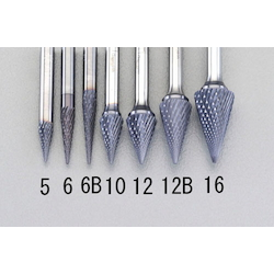 [TiAIN Coating] Carbide Bit (6mm) EA819VD-16