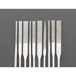 Taper Diamond File With Round Handle EA826VG-25