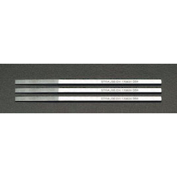 Cutter Grinding Diamond File Set (3 Pcs) (Flat) EA826VG-36