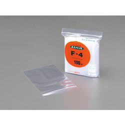 Polyethylene Bag with Chuck EA944C-120