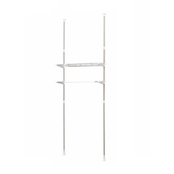 [Stainless Steel] Tension Rolive Drab Laundry Rack EA951FE-42A