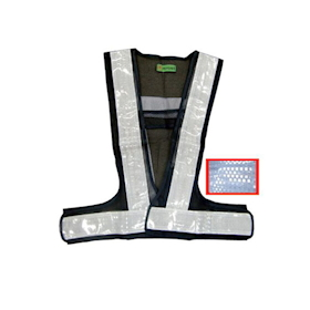Led Safety Vest EA983R-13A