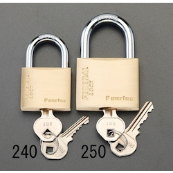 Cylinder Padlock (Common Key) EA983SC-240