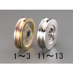 Sheave with Bearing EA987HR-12