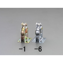 (Steel) Vertical Type Fixed Pulley (1 Wheel) EA987HS-1