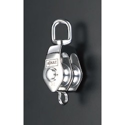 [Stainless Steel] Pulley (2 Wheels) EA987SD-25W