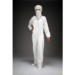 Workwear for Cleanroom with hood EA996DC-1